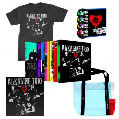 alkaline-trio - Past Live | Super Deluxe Bundle