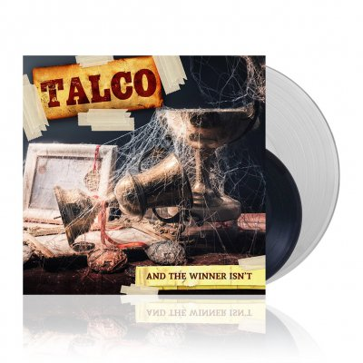Talco - And The Winner Isn't | Clear Vinyl+7 Inch