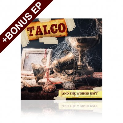 Talco - And The Winner Isn't | CD+EP