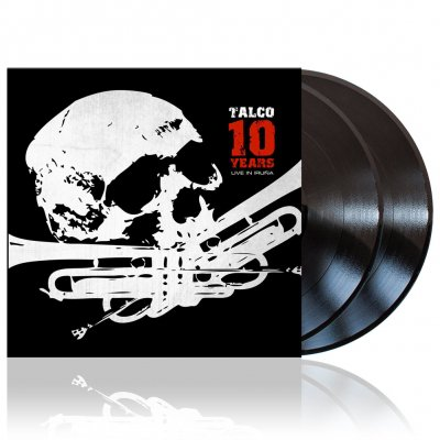 talco - 10 Years - Live In Iruna | 2xBlack Vinyl