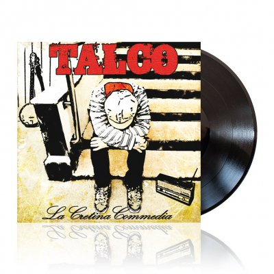 talco - La Cretina Commedia | Black Vinyl