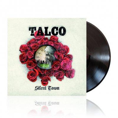 talco - Silent Town | Black Vinyl