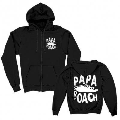 papa-roach - Classic Logo | Zip-Hood