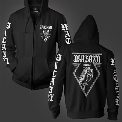 watain - Uppsala | Zip-Hood