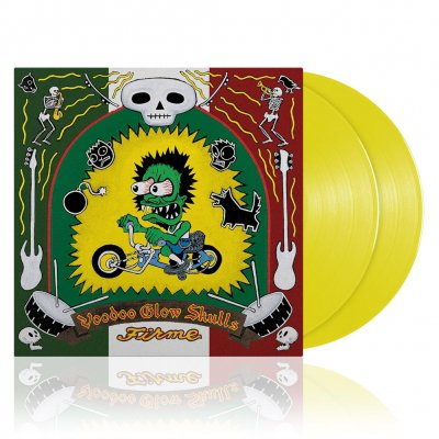 epitaph-records - Firme | 2xOpaque Yellow Vinyl