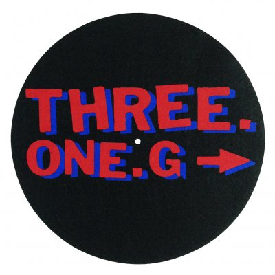 Three One G - Logo | Slipmat