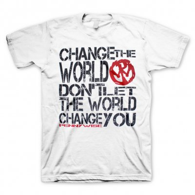 Pennywise - Change The World | T-Shirt
