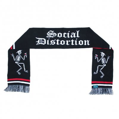 Social Distortion - Est. 1979 Skelly | Scarf