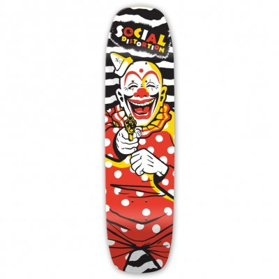 social-distortion - Laughing Clown | Skatedeck