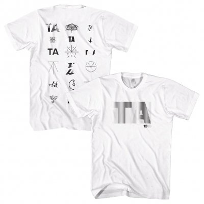 Touche Amore - Icons Logo | T-Shirt