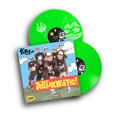 the-aquabats - Fury of the Aquabats | 2xGreen Vinyl