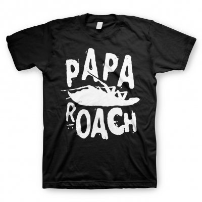 papa-roach - Classic Logo | T-Shirt