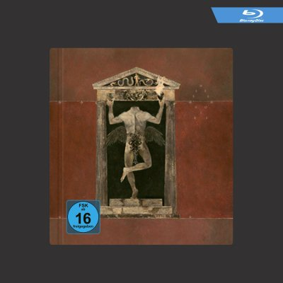 behemoth - Messe Noire Live | Blu-Ray+CD-Digibook