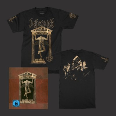 Behemoth - Messe Noire Live | DVD/CD Bundle