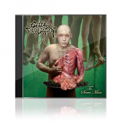 Cattle Decapitation - To Serve Man | CD