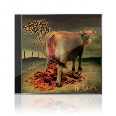 Cattle Decapitation - Humanure | CD