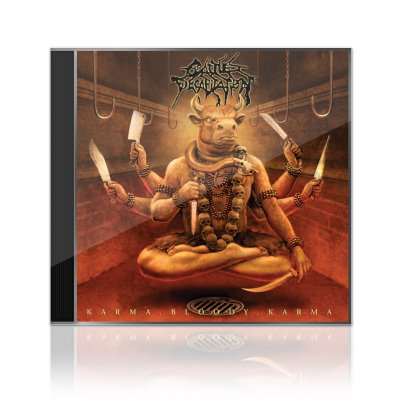 Cattle Decapitation - Karma.Bloody.Karma | CD