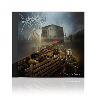 cattle-decapitation - The Harvest Floor | CD