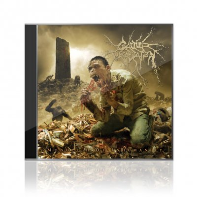 cattle-decapitation - Monolith Of Inhumanity | CD