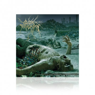 cattle-decapitation - The Anthropocene Extinction | Deluxe CD