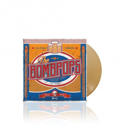 fat-wreck-chords - Dear Beer | Gold 7 Inch