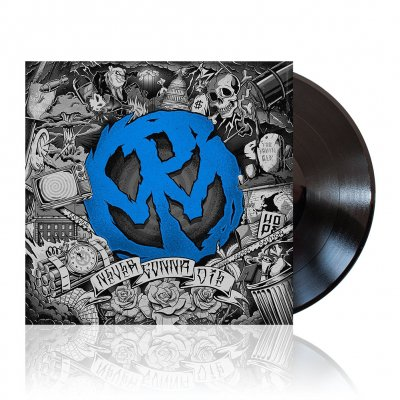 Pennywise - Never Gonna Die | Black Vinyl