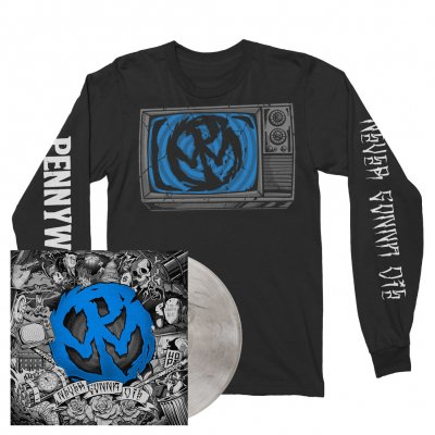Pennywise - Never Gonna Die | Colored Vinyl+Longsleeve