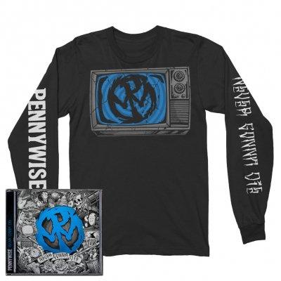 Pennywise - Never Gonna Die | CD+Longsleeve