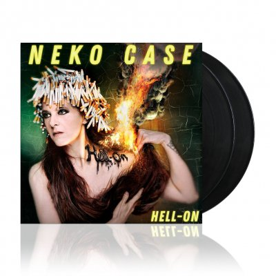 Hell-On | 2x180g Black Vinyl