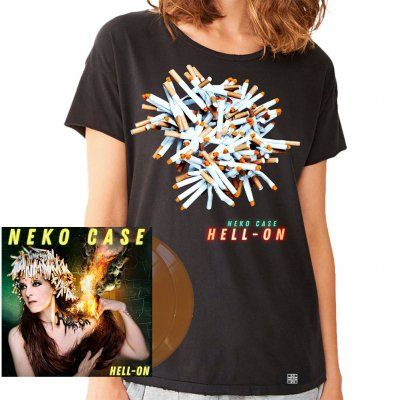 Neko Case - Hell-On | Vinyl Bundle