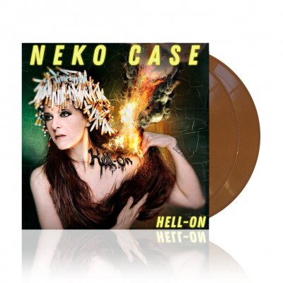 shop - Hell-On | 2xBrown Vinyl
