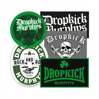 dropkick-murphys - 5 Sticker | Sticker Set