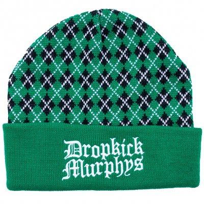 dropkick-murphys - Argyle | Beanie
