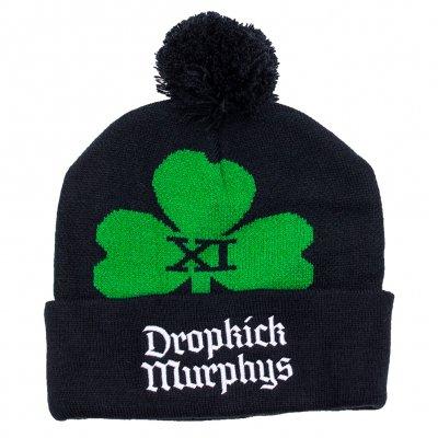 dropkick-murphys - XI Shamrock | Pom Beanie