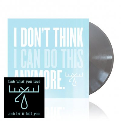 I Don't Think I Can Do This Anymore | Silver Vinyl