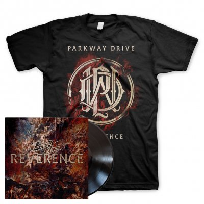 Parkway Drive - Reverence/Monogram | Black LP Bundle