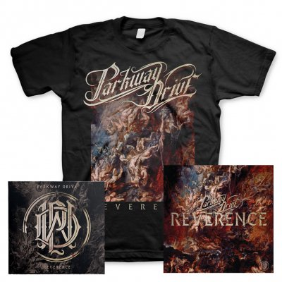 Parkway Drive - Reverence/Album | CD+Signed Litho Bundle
