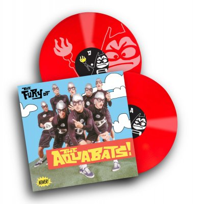 the-aquabats - Fury of the Aquabats | 2xRed Vinyl