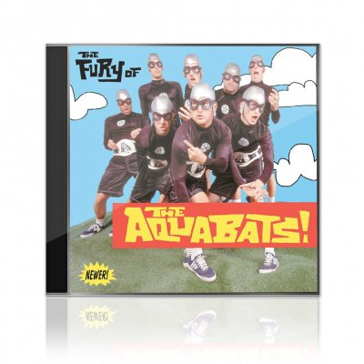 shop - Fury of the Aquabats | Remastered CD