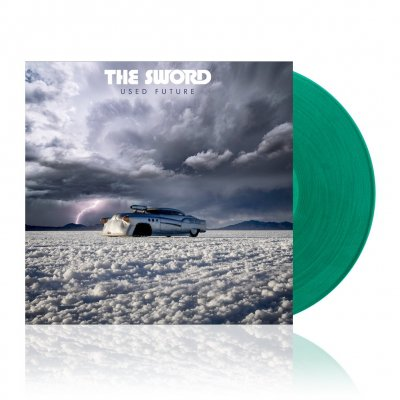 The Sword - Used Future | Transparent Green Vinyl