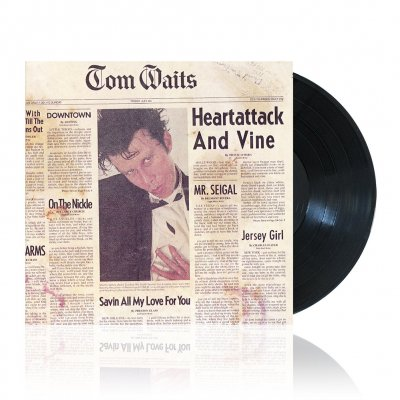 tom-waits - Heartattack And Vine Remastered | 180g Vinyl