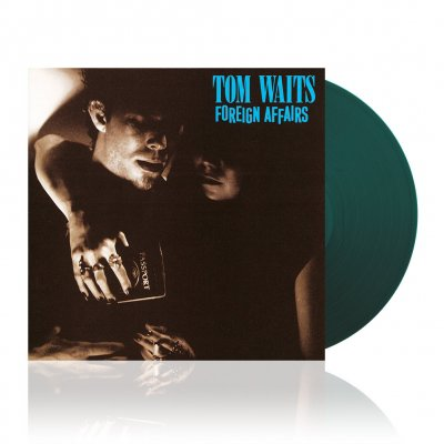 Tom Waits - Foreign Affairs Remastered | 180g Moss Green Vinyl