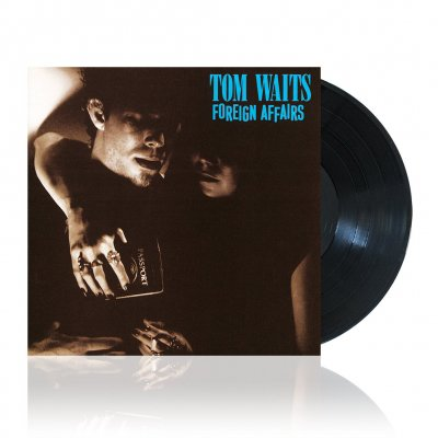 tom-waits - Foreign Affairs Remastered | 180g Vinyl