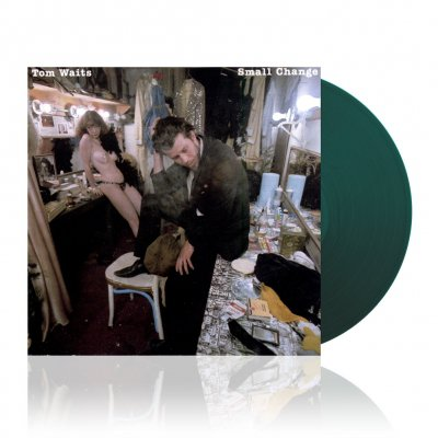 anti-records - Small Change Remastered | 180g Moss Green Vinyl