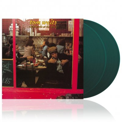 Tom Waits - Nighthawks At The Diner Remastered | 2x180g Moss G