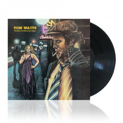 tom-waits - Heart Of Saturday Night Remastered | 180g Vinyl