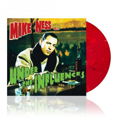 mike-ness - Under The Influences | Red Slushie Vinyl