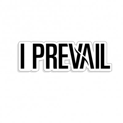 i-prevail - Logo | Rubber Magnet