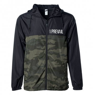 i-prevail - Logo Camo | Windbreaker