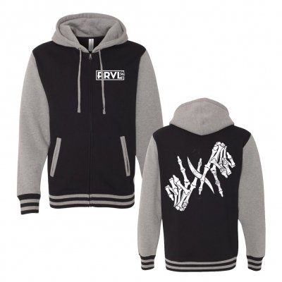 i-prevail - Skele Hands | Varsity Hoodie